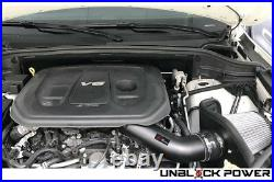16-19 For Jeep Grand Cherokee / Dodge Durango 3.6l 3.6 V6 Af Dynamic Air Intake