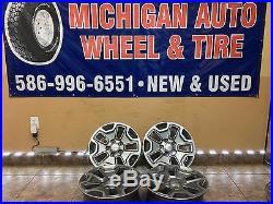 17 inch Jeep Grand Cherokee Renegade OEM Factory Wheels Rims 9118 4set