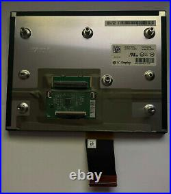 18-20 WRANGLER 8.4 Replacement Uconnect LCD MONITOR Touch-Screen Navigation 4C