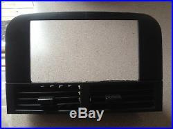 1999 2004 Jeep Grand Cherokee WJ Brushed Aluminum Double Din Dash Kit
