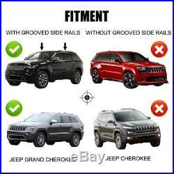 2011-2018 OEM Jeep Grand Cherokee Sport Utility Roof Bars PT8221-2072