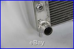 2Row Aluminium Radiator For 1993-1997 Jeep Grand Cherokee 4.0 L6 1994 1995 1996