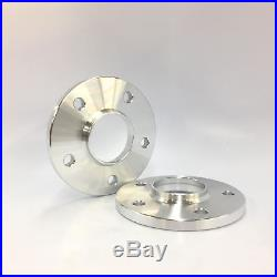 (2) Hub Centric 5X5 (5X127) Wheel Spacers 1/2 Studs 12mm 1/2 Thick