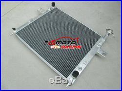2 Row Aluminum Radiator for JEEP GRAND CHEROKEE 4.7 V8 1999-2005 99 00 01 MT/AT