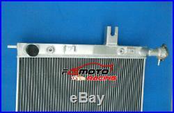 2 row Aluminum radiator for JEEP GRAND CHEROKEE 4.0L L6 1999-2005 00 01 02 03 04