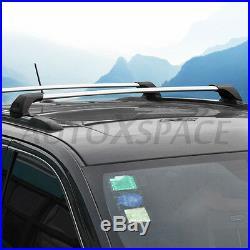 2pcs Cross Bar Fit for Jeep Grand Cherokee 2011-2019 Aluminum Roof Rack Rail