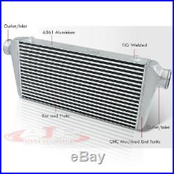31 X11.75 X 3 Fmic Front Mount Bar And Plate Turbo Intercooler For Chevrolet