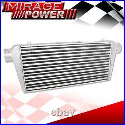 31 X 11 X 3 Front Mount Turbo Intercooler Civic Integra Accord D16 B16 B18