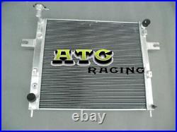 3 ROW Aluminum Radiator For Jeep Grand Cherokee 4.0L L6 1999-2004 03 02 01 AT/MT