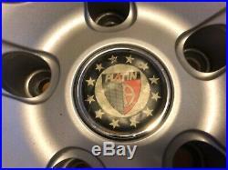 4X Felgen PLATIN18 Zoll 5X127 ET50 für Jeep Grand