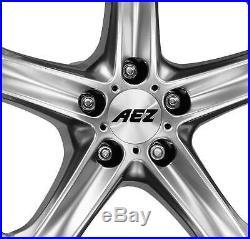 4 Alu Felgen AEZ Yacht SUV 10.0Jx22 5x127 für JEEP Grand Cherokee Wrangler