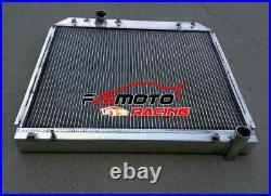 4 Row Aluminium Radiator+fan Jeep Grand Cherokee 3.1td Wj/wg 1999-2005 04 03 02