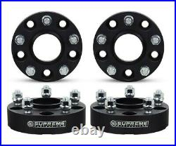 4x 2 Wheel Spacer Kit For 80-01 Jeep Grand Cherokee ZJ Cherokee SJ / XJ 2WD 4WD