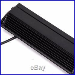 52 Inch 250W CREE Single Row Led Light Bar Spot Flood Combo Offroad Driving Lamp