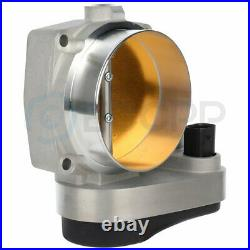 90mm Enlarged Throttle Body For Dodge Charger 5.7L HEMI 2006 2007 2008 2009-2012