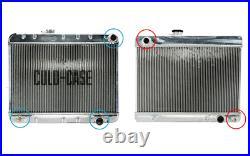 93-98 V8 Jeep Grand Cherokee ZJ Cold-Case aluminum performance radiator 5.2 5.9