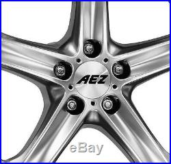 AEZ Felgen Yacht SUV 10.0Jx22 ET35 5x127 für JEEP Grand Cherokee Wrangler Alufel