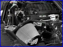 AFe Magnum Force Cold Air Intake For 12-18 Jeep Grand Cherokee SRT-8 SRT 6.4L V8