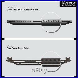 AMS Jeep Off-Road Side Steps Armor For 99-04 Jeep Grand Cherokee Running Borads