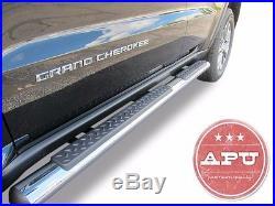 APU 11-19 Jeep Grand Cherokee OEM Replica MOPAR TYPE Stainless Side Steps