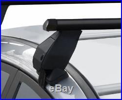 Aero Aluminium Roof Rack Space Bars Rails JEEP Grand Cherokee (WK2) 5 Door 14