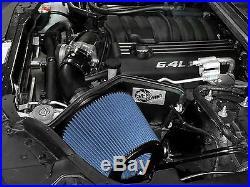 Afe 2012-2019 Jeep Grand Cherokee Gc Srt Srt8 6.4l Wk2 Cold Air Intake Cai 5r