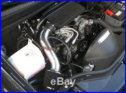 All Black For 2005-2009 Jeep Grand Cherokee Commander 4.7L V8 Air Intake Kit