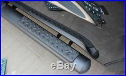 Aluminium JEEP Grand Cherokee 2011-2018 running board side step nerf bar #