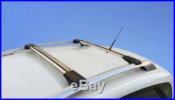 Aluminium Lockable Roof Rack Cross Bar Set Jeep Grand Cherokee (WJ) 1999 2004