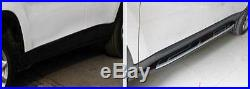 Aluminium for JEEP Cherokee 2014-2017 running board side step Nerf bar N