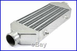Aluminum Front Mount Turbo Cooling-Pro Bar & Plate 12x6.25x2.5 Intercooler