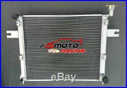 Aluminum Radiator FOR Jeep Commander Grand Cherokee 3.0 3.7 V6 4.7 6.1 V8 05-10