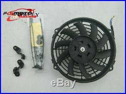 Aluminum Radiator + Fan for 1999-2005 Jeep Grand Cherokee 4.0L L6 2000 2001 2002