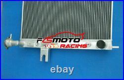 Aluminum Radiator + Shroud + FAN For Jeep Grand Cherokee 4.0L L6 1999-2004 AT/MT