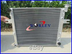 Aluminum Radiator for JEEP GRAND CHEROKEE WJ/WG 4.7L V8 1999-2005 2000 2001 2002