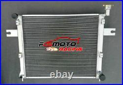 Aluminum Radiator for Jeep Commander Grand Cherokee 05-10 3.7 V6 4.7 6.1 V8 MT