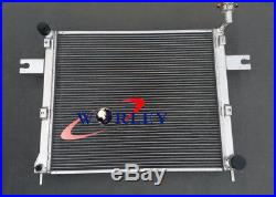 Aluminum radiator for JEEP GRAND CHEROKEE & Commander 2006-2010 3.7 4.7 6.1 5.7