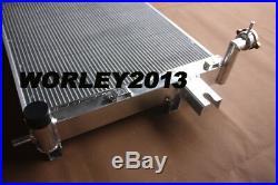 Aluminum radiator for JEEP GRAND CHEROKEE & Commander 3.0 3.7 4.7 6.1 5.7 06-10