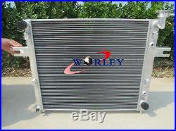 Aluminum radiator for JEEP GRAND CHEROKEE WJ & WG 4.7L V8 1999-2005 2000 2001 02