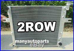 Aluminum radiator for JEEP GRAND CHEROKEE WJ & WG 4.7L V8 1999-2005 99 00 01 02