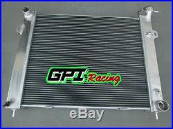 Aluminum radiator for Jeep Grand Cherokee 5.2L V8 1993 1994 1995 1996 1997 97