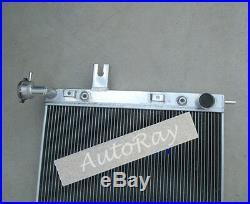 Aluminum radiator & shroud & fan for JEEP GRAND CHEROKEE WJ WG 4.7 V8 1999-2000