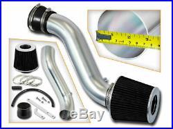 BCP BLACK 93-98 JEEP Grand Cherokee 5.2 5.9 V8 Ram Air Intake Kit + Filter