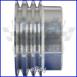 Billet Alumiminum AMC Crankshaft Pulley 304 360 401 Crank Jeep A/C AC Air AMX