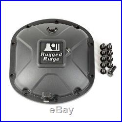 Boulder Aluminum Differential Cover Dana 30 for JK TJ XJ YJ Jeep Wrangler