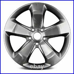 Brand New 20 x 8 Factory OEM Wheel Rim 2014 2015 2016 Jeep Grand Cherokee