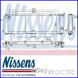 Coolant Radiator for JeepCHEROKEE, GRAND I 1 K53001174 53001174 K5191931AA