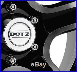 Dotz Hammada dark Felgen 8.0Jx17 ET35 5x127 für JEEP Grand Cherokee