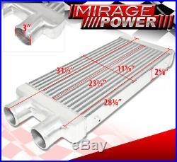 Drift Track Aluminum Intercooler Fmic Front Mount E36 E46 E90 E92 E60 F10 F36