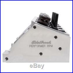 Edelbrock Cylinder Head Assy 61775 Performer RPM 176cc 58cc for 5.2/5.9L Magnum